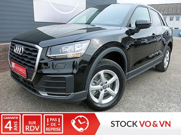 audi q2 1 6 tdi 116 business line. Black Bedroom Furniture Sets. Home Design Ideas