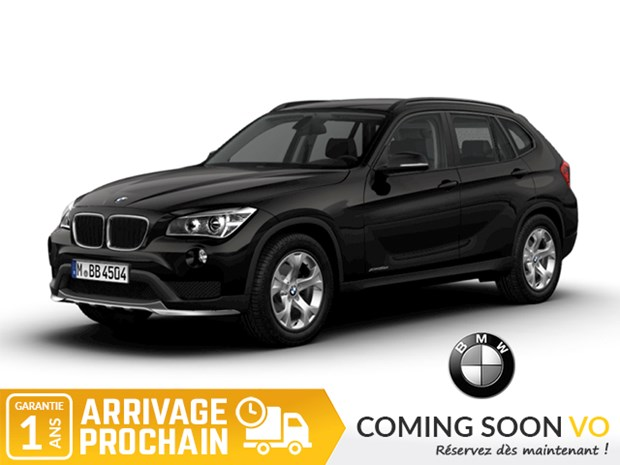 bmw x1 xdrive20da 184 lounge. Black Bedroom Furniture Sets. Home Design Ideas