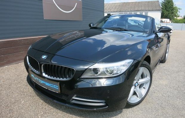 bmw z4 sdrive20ia 184 lounge plus. Black Bedroom Furniture Sets. Home Design Ideas