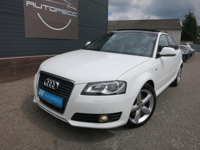 Audi a3 Sportback 2.0 Tfsi 200